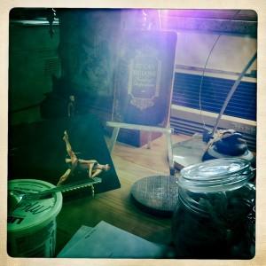sarah michelle brown desk